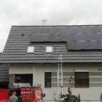 Panele o łącznej mocy 6 kWp 3