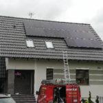 Panele o łącznej mocy 6 kWp 4