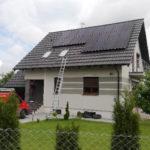 Panele o łącznej mocy 6 kWp 5