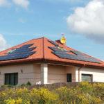 Przydomowa elektrownia solarna