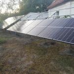 montaż instalacji 10 kWp