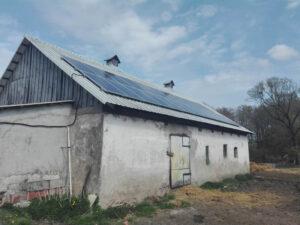 Fotowoltaika w gospodarstwie rolnym