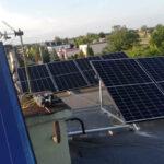 montaż przydomowej elektrowni słonecznej
